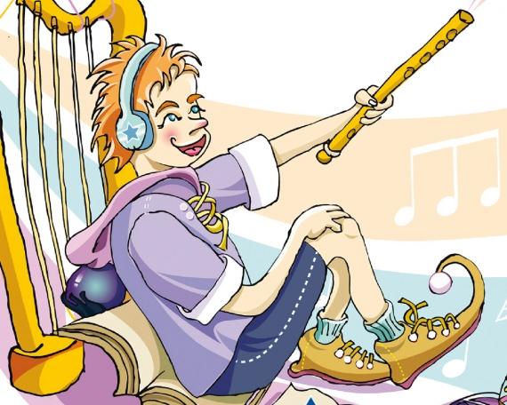 聪明幼儿音乐教学