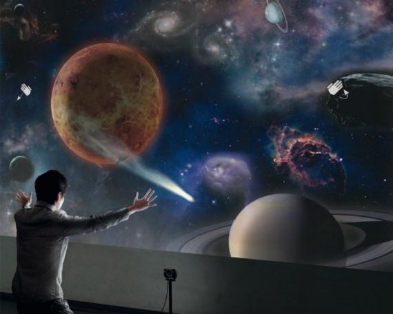 太阳系模拟